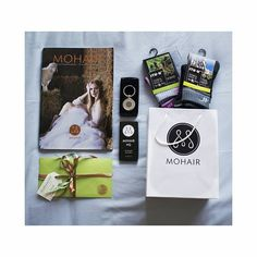 Special thanks to Mohair SA, Maritime Travel and Hacklewood Hill Country Guesthouse for the spoils!  Looking forward to spending two nights in absolute luxury!! #mohairSA #maritimetravel #hackwoodhillcountryguesthouse #competitionwinner #gifts #excitement