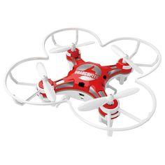 Mini Quadcopter Micro Pocket Drone 4CH 6Axis