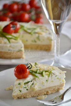 Quiche, Antipasto, Appetizer Recipes, Snack Recipes, Cheesesteak Recipe, Mousse, Ricotta, Savoury Baking, Cheesecake Desserts