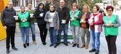 MOTRIL. Un año más, la Asociación Española Contra el Cáncer en Motril ha querido hacer visible la lucha de todos los afectados contra esta enfermedad. Con motivo del