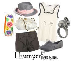 Bambi - Thumper  shorts<3 and everything else