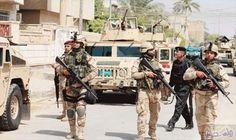 القوات العراقية تقتل عشرات الإرهابيين ضمن عمليات تطهير محافظة كركوك: القوات العراقية تقتل عشرات الإرهابيين ضمن عمليات تطهير محافظة كركوك