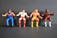 WWF WWE LJN Lot of 4