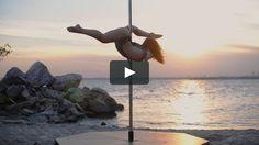 Anastasia pole dance