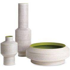 Arik Levy Vases - Polyvore