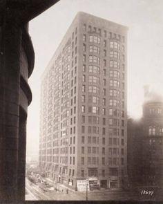 Monadnock Building :: Archival Image & Media Collection