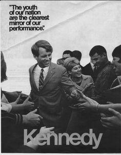 rfk campaign poster 1968