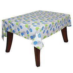 Indian Tablecloth Cotton Colorful Floral Print Home Decor Accessories 152 x 228 CM Rectangle ShalinIndia http://www.amazon.co.uk/dp/B00T9KV6RI/ref=cm_sw_r_pi_dp_Smb8vb0A4YAGM