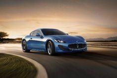 2013 Maserati Gran Turismo Sport