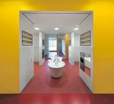 """Hand On"" Modern Childcare Centres - bathroom."