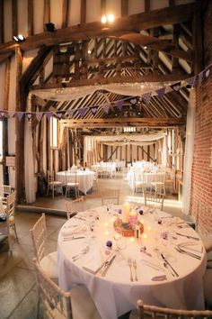 Our wedding at Haughley Park Barn