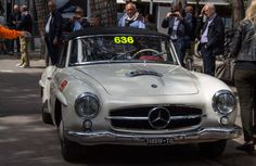 Mercedes-Benz - 1000 miglia 2014 by Daniele Marzocchi on 500px