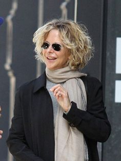 Meg Ryan Photos - Meg Ryan and Son Jack Quaid Out and About in New York City - Zimbio