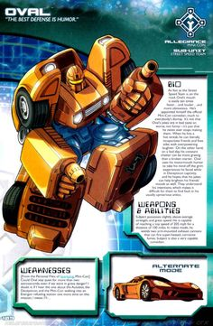 Transformers Universe - Gallery: Armada Street Speed Team