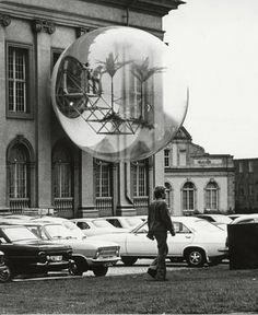 Oasis No. 7, by Haus-Rucker / cold war modern
