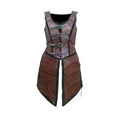 LARP Women Elven Warrior Armour - TheVikingStore.co.uk