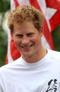 Prince Harry Photos - Prince Harry Visits NYC - Day 3 - Zimbio