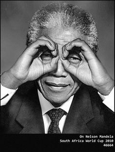 Madiba -- If everyone could be even a tiny bit as fabulous as nelson Mandela, Earth would be the best place in the cosmos.