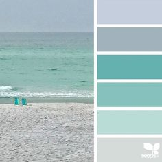 today's inspiration image for { color sea } is by @emilycontephotography ... thank you, Emily, for another incredible #SeedsColor image share!