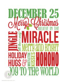 Christmas Quotes | Pebbles In My Pocket