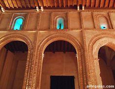 Interior de San Martín de Cuéllar