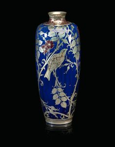 Pilkington Royal Lancastrian vase England, 1908 |Pinned from PinTo for iPad|