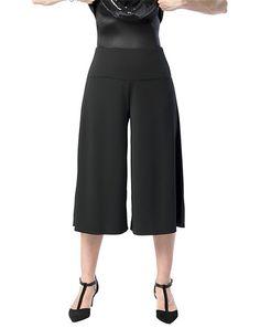 Ruby Ribbon Split Skirt