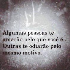 """Post  #FALASÉRIO!  : """"Assim é a vida, não espere demais para dizer à al..."""