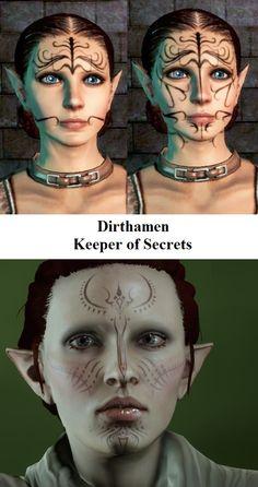 Dirthamen (Keeper of Secrets)