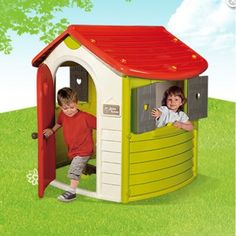 Jura Lodge Playhouse | SMOBY | Toy EurekaKids $211.58