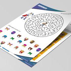 Masser af god underholdning i Superhelte tema, med opgaver som prik til prik, labyrinter, find fem fejl og meget mere. Skal blot hentes ned og printes. Printer, Playing Cards, Games, Baby, Ideas, First Grade, Printers, Playing Card Games, Gaming