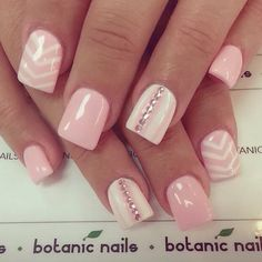 nails.quenalbertini: Nail Art Design by botanic nails