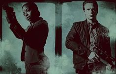 Justified- Deputy U. Marshal Rachel Brooks (Erica Tazel) & Deputy U. Justified Season 4, Justified Tv Series, Best Tv Shows, Movies And Tv Shows, Jacob Pitts, Harlan County, Us Marshals, Timothy Olyphant, Black Sails