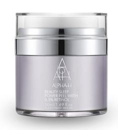 Caroline Hirons: Alpha-H Beauty Sleep Power Peel with 0.5% Retinol - Beauty Pick of the Month on QVC
