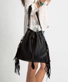 Love this Black Melina Bucket Bag by O Neill on  zulily!  zulilyfinds 6c65250f758c5