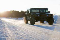 motoriginal:  Hummer H1 (by Jussi Rajala)