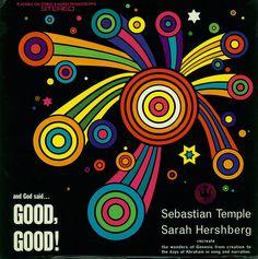 Sebastian Temple & Sarah Hershberg - God said...GOOD, GOOD!