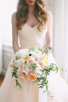 Spring Chateau: A Styled Shoot Full of Beauty and Creativity