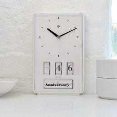 Fancy - Countdown Clock by Mr Jones Watches