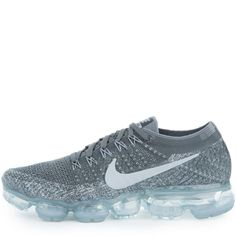 WMNS NIKE AIR VAPORMAX FLYKNIT DARK GREY/BLACK-WOLF GREY-PURE PLATINUM