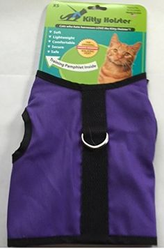 Kitty Holster XS Purple >>> Click on the image for additional details.