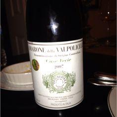Great Italian wine