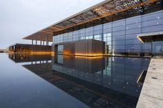 International Conference Center by Tabanlioglu Architects