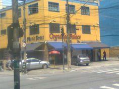 Padaria Orquidia Rua Conselheiro Furtado - Liberdade