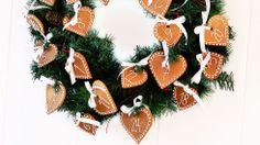 Lekker adventskalender laget av pepperkaker #godtno