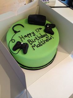 Birthday Cake For 13th Year Old Boy