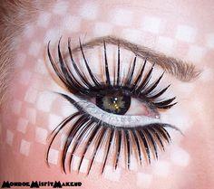A Clockwork Orange Makeup