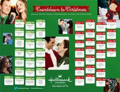 Hallmark Christmas movies...uncover Hallmark's line up of ...