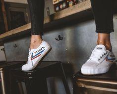 Shake up the ground you walk on #feiyue feiyue-shoes.com