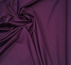 Hibiscus Purple 100% kona cotton quilting fabric by robert